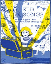 Kid Songs - Piano Duets
