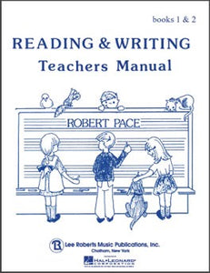 Reading and Writing Books 1 & 2 - Teacher's Manualal