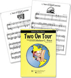 Two On Tour - Easy Piano Duets - Book 2