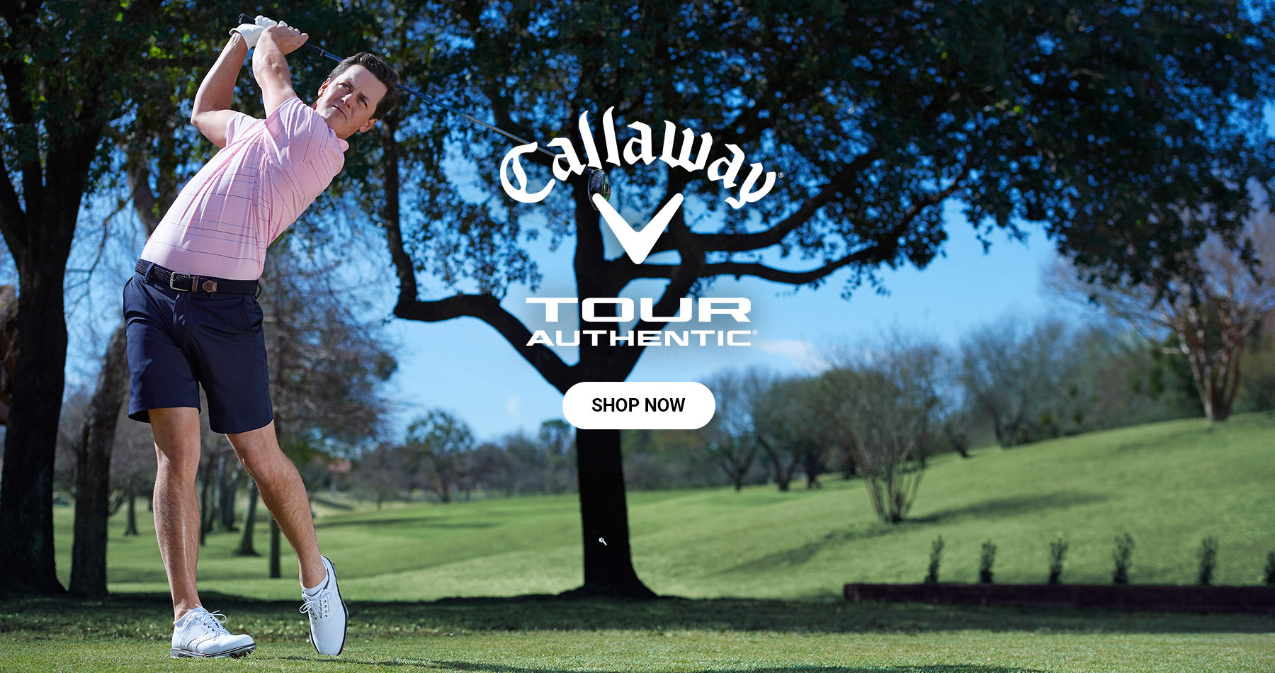 Callaway Tour Authentic