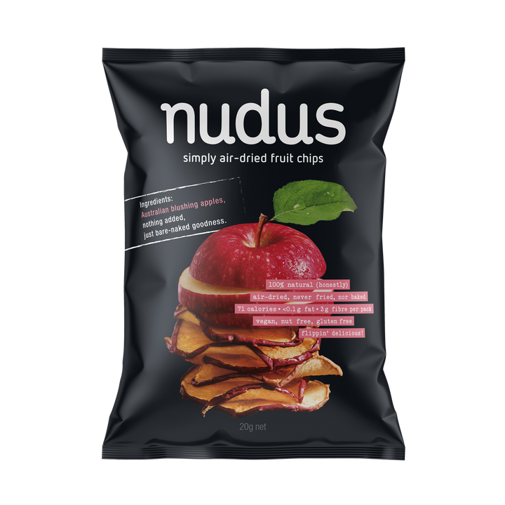 apple fruit chips ($4 / bag)