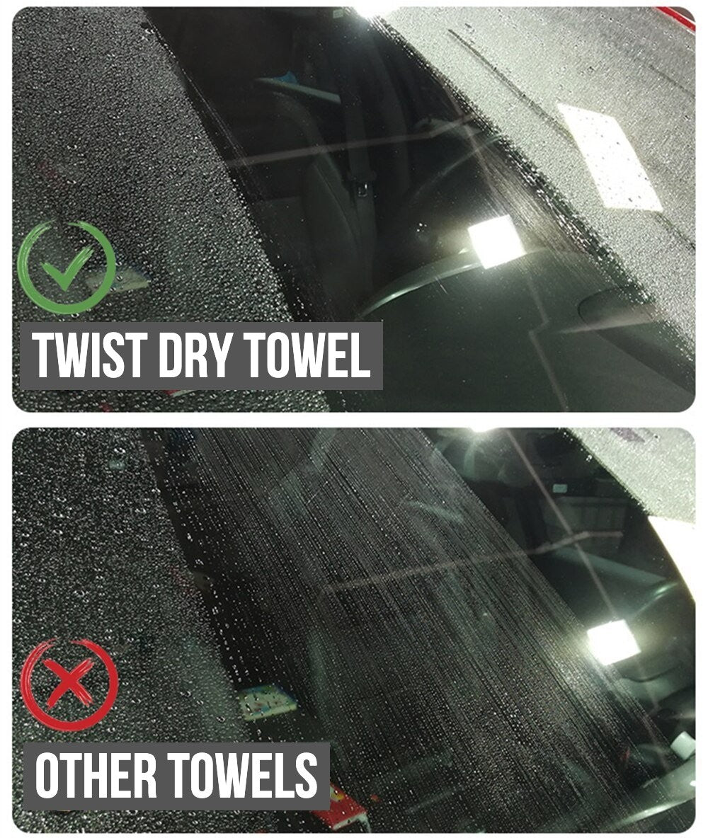 The Twist Drying Towel