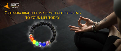 7chakra bracelet is all you got to bring to your life today!