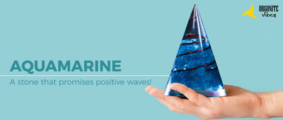 Aquamarine- A stone that promises positive waves!