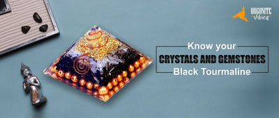 Know your crystals and gemstones: Black Tourmaline