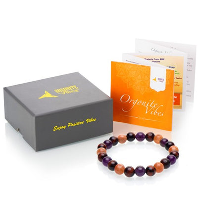 Orgonite Vibes Supreme Triple Weight Loss Bracelet