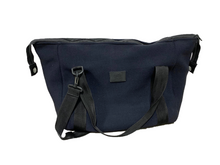Load image into Gallery viewer, Black Neoprene Gym Bag