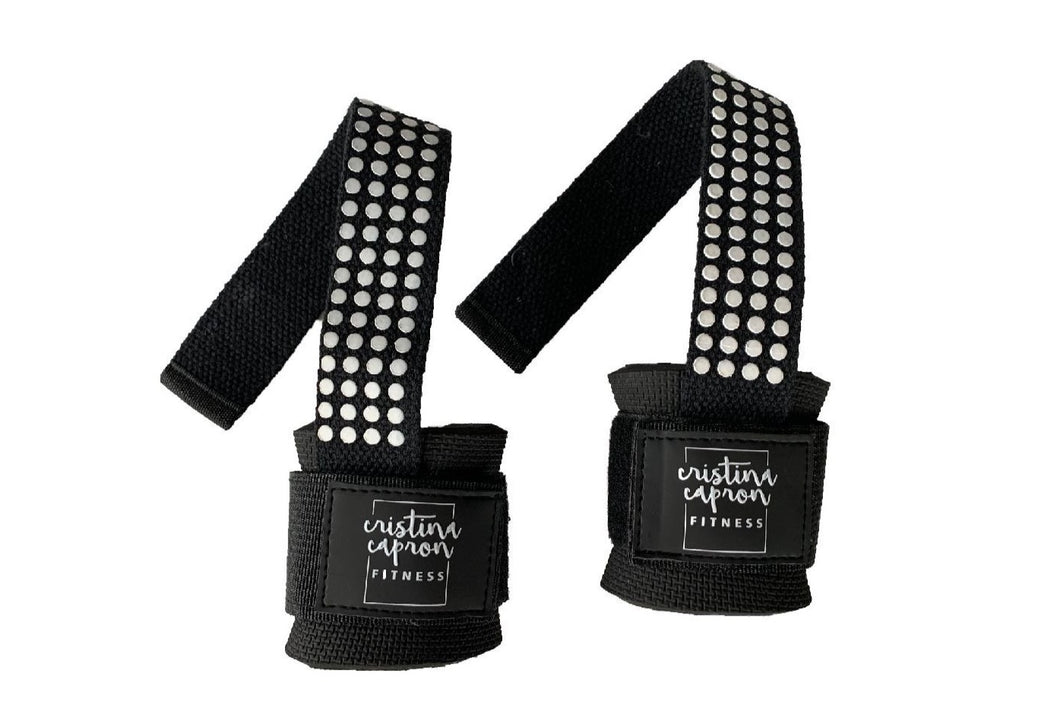 Black Lifting Straps