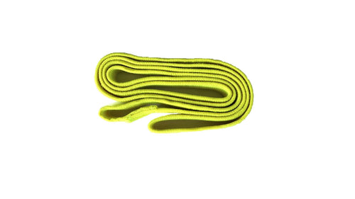 Neon Yellow Long Loop Band / Light Resistance