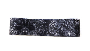 B&W Paisley Small Loop Band / Light Resistance