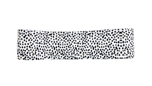B&W Speckled Small Loop Band / Medium Resistance