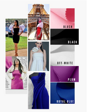Load image into Gallery viewer, Essence- Fitted off-shoulder sleeves