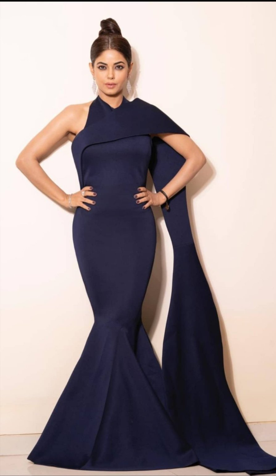 Meera Chopra - convertible saree gown