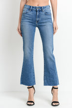 Load image into Gallery viewer, Denim High Rise Flare Jeans - John and Suki