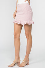 Load image into Gallery viewer, Star Bright Pink Mini Skirt - John and Suki