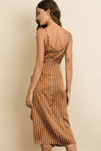 Load image into Gallery viewer, Fallin All In You Polka Dot Midi Dress - John and Suki