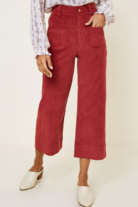 Robin Corduroy Pants - John and Suki