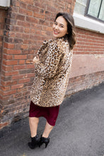 Load image into Gallery viewer, In The Wild Leopard Jacket - John and Suki