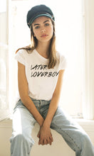 Load image into Gallery viewer, Later Loverboy Tee - John and Suki