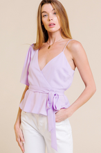 Load image into Gallery viewer, Almost Lover Lavender Blouse - John and Suki