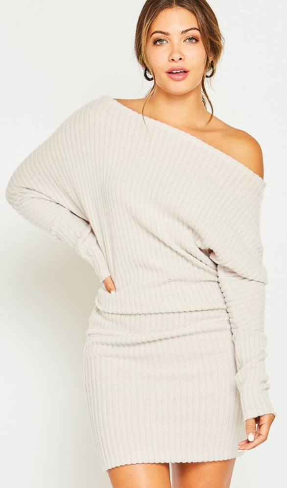 Blanca Sweater Dress - John and Suki