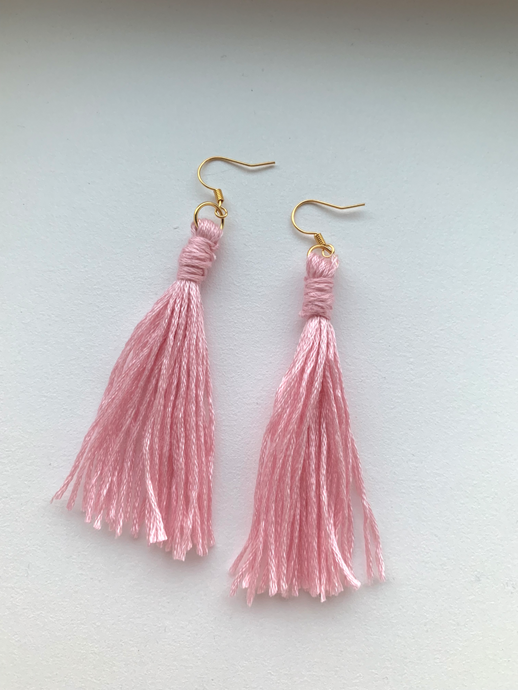 Tassel Earrings - John and Suki