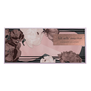 Silk Eye Mask - Blush - John and Suki