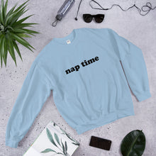Load image into Gallery viewer, Nap Time Sweatshirt - John and Suki