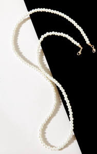 Pearl Mask Neck Strap