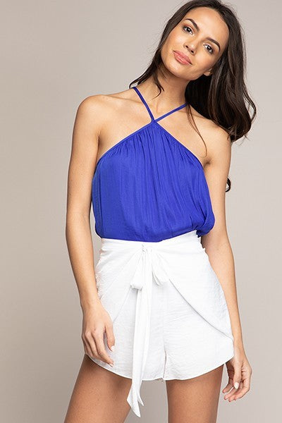 Sweet Carolina Halter Top