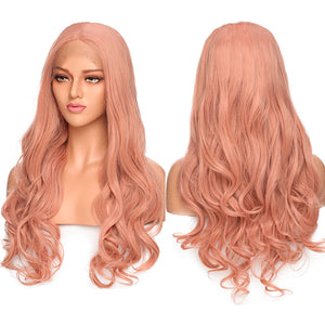 AMANDA | Synthetic Long Wig (Lace Front) - Wig Experts