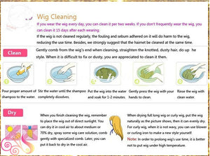 Wigscart ™ Short Synthetic Wig - Wig Experts