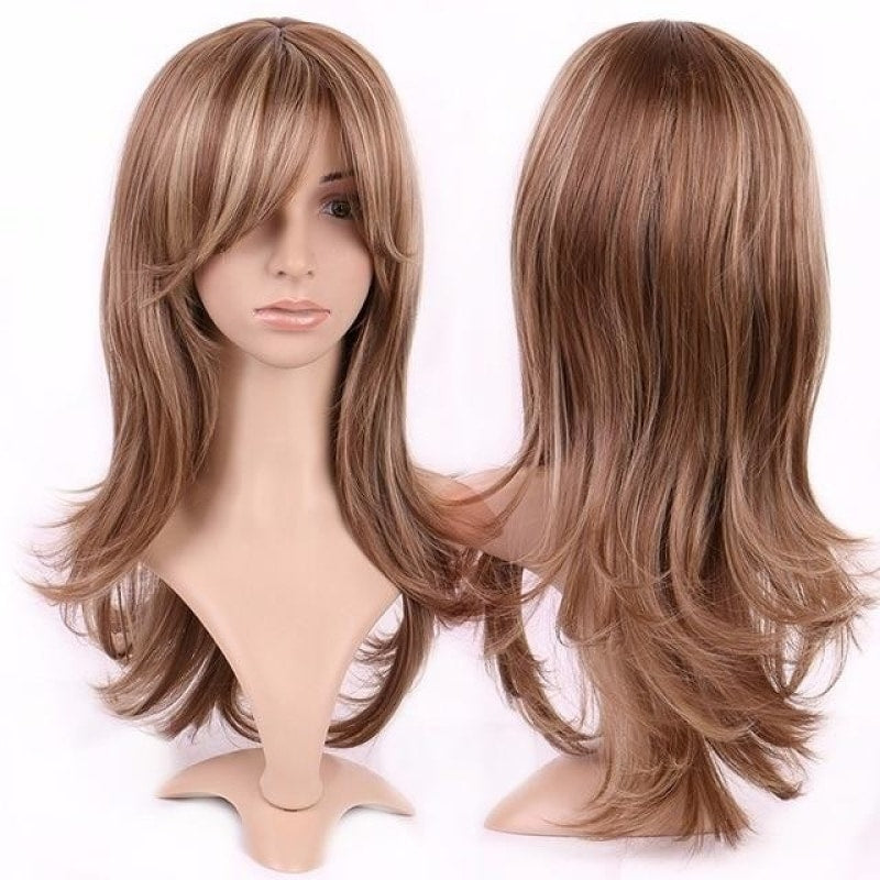MIRA | Synthetic Long Wig (Basic Hairline) - Wig Experts