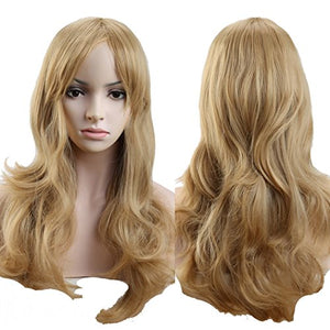 JAZZ | Synthetic Long (Basic Hairline) | 9 colors - Wig Experts