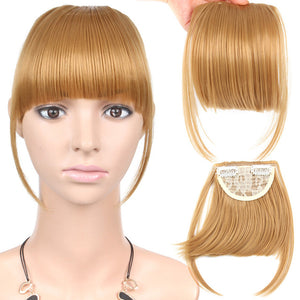 KATRINA | Bangs Hair Extensions (Clip In) | 10 colors - Wig Experts