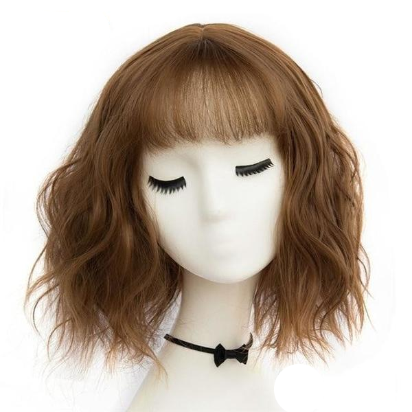 YUMI | Synthetic Short Wig (Basic Hairline) - Wig Experts