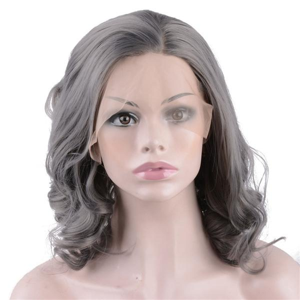 IVANA | Synthetic Short Wig (Lace Front) | 2 colors - Wig Experts