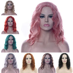 BECKY | Synthetic Short Wig (Basic Hairline) | 10 Colors - Wig Experts