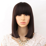 DIAMOND | Synthetic Short Wig (Basic Hairline) | 4 Colors - Wig Experts