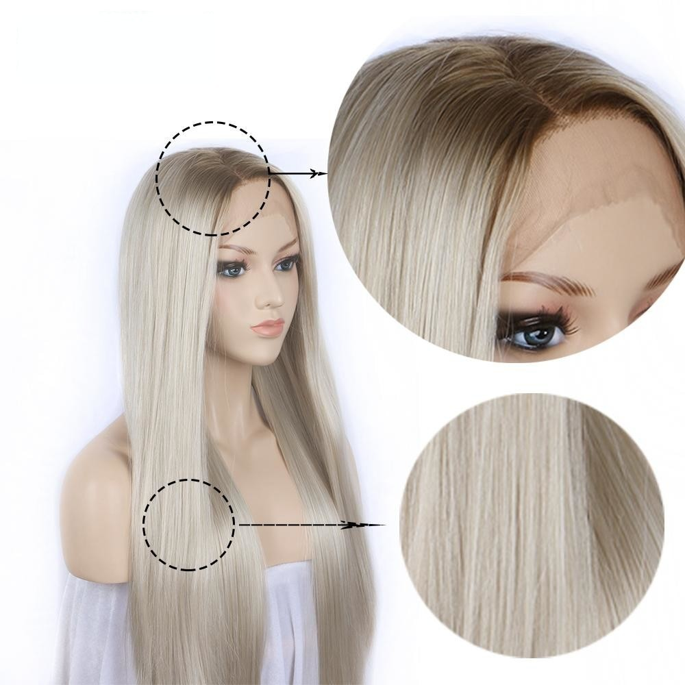 PARIS | Synthetic Long  Wig (Lace Front) - Wig Experts