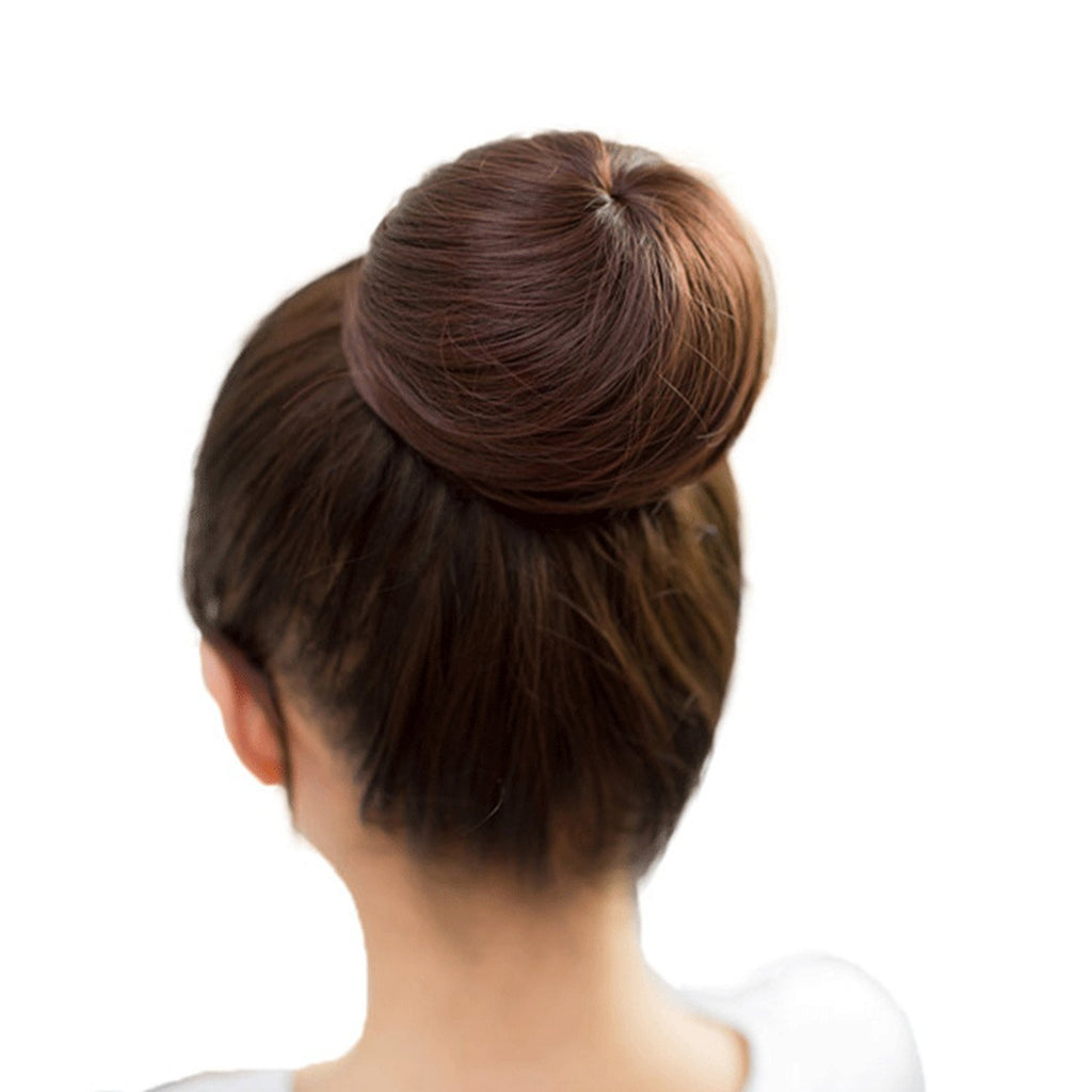 Wigscart ™ Synthetic Hair Extension Bun Chignon | 9 Colors - Wig Experts