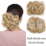 GRACE | Synthetic Hair Extension Bun (Clip In) | 14 colors - Wig Experts