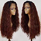 AMY | Synthetic Long Wig (Lace Front) | 5 Colors - Wig Experts