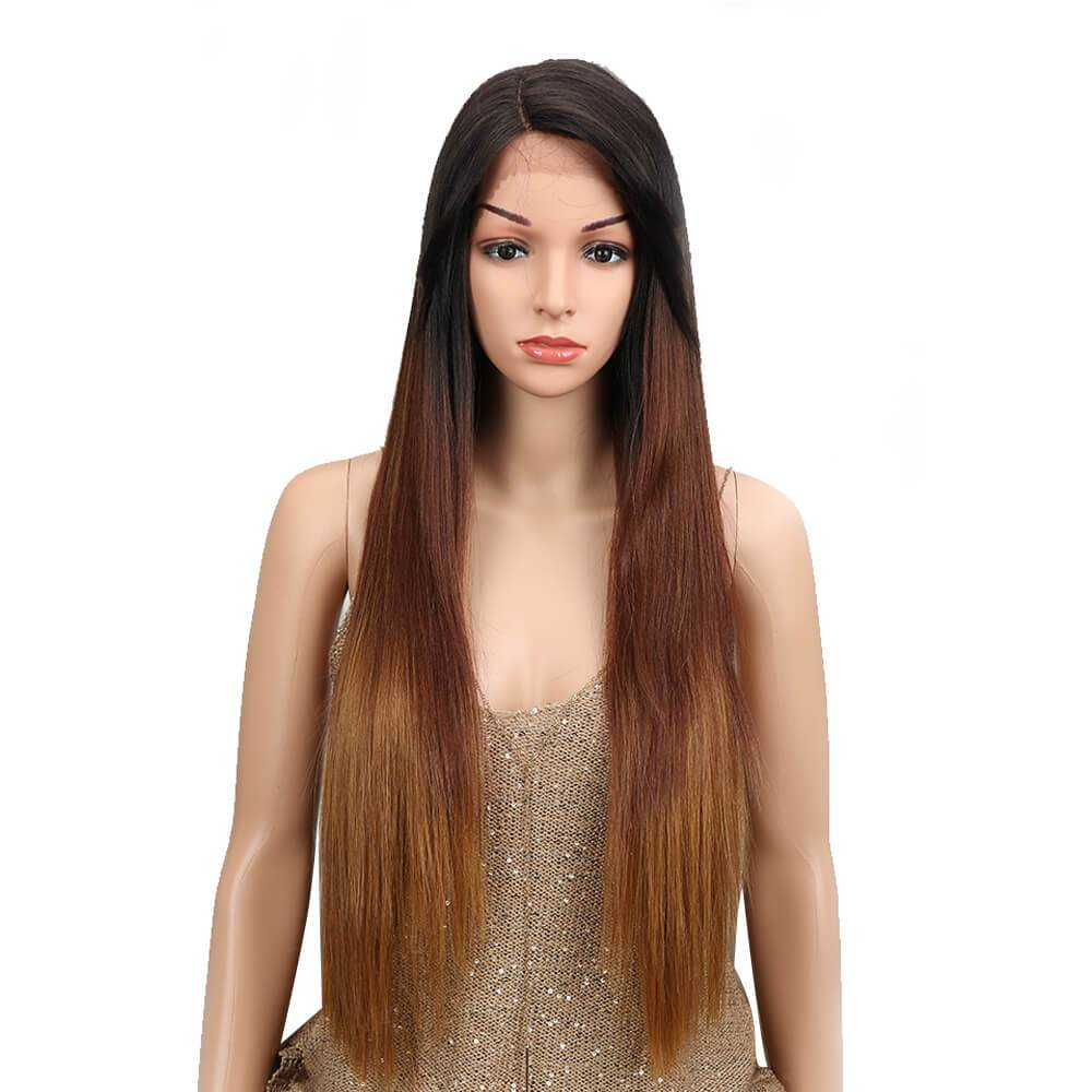 NIKITA | Synthetic Long Wig (Lace Front) | 3 Colors - Wig Experts