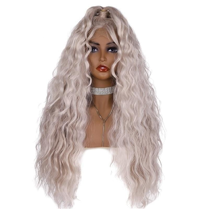 JESSY | Synthetic Long Wig (Lace Front) - Wig Experts