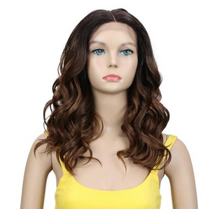 ALIA | Synthetic Short Wig (Lace Front) | 3 Colors - Wig Experts
