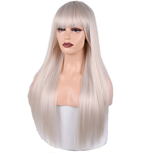 LINA | Synthetic Long Wig (Basic Hairline) | 4 colors - Wig Experts