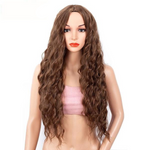 MOON | Synthetic Long Wig (Basic Hairline) - Wig Experts