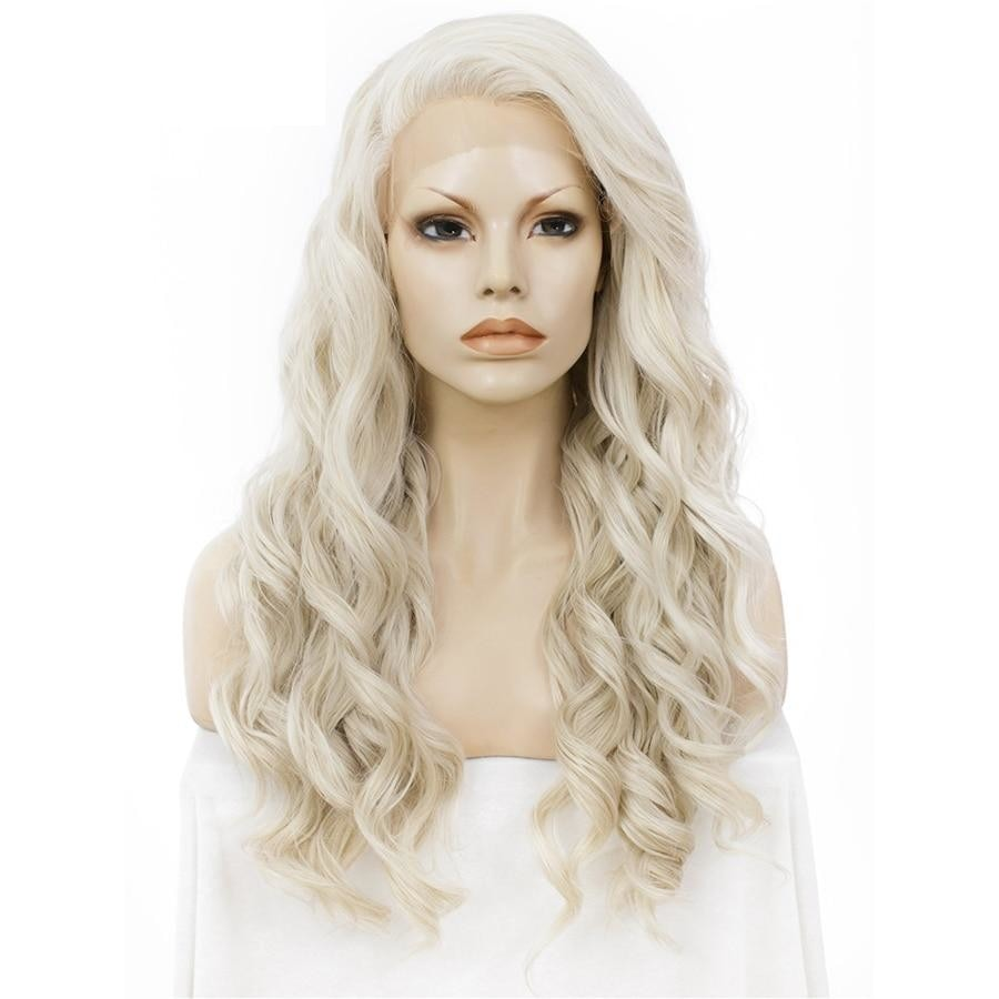KELLY | Long Synthetic Wig (Lace Front) - Wig Experts