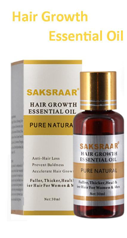 HairGrowth ™️ Hair Growth Essential Oil - Wig Experts